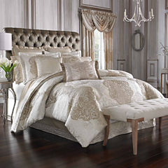Queen Street Lambert 4-pc. Comforter Set & Accessories