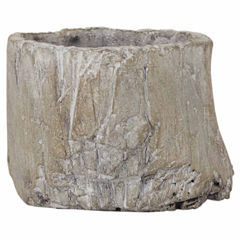 Madison Park Harvest Stone Planter - Set of 2