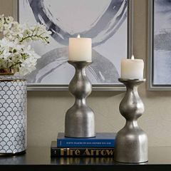 Madison Park Signature Allston Candle Holder Set Of 2