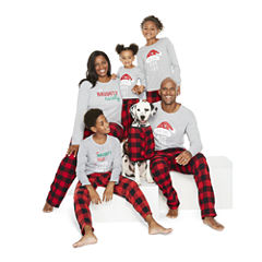 North Pole Trading Co. Checkin' It Twice Family Pajamas
