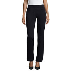 Liz Claiborne Pull-On Pants-Talls