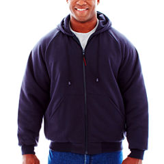 Tough Duck™ Hooded Bomber Jacket–Big & Tall