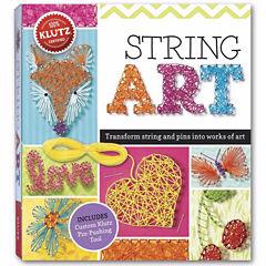 Kids Klutz String Art Set