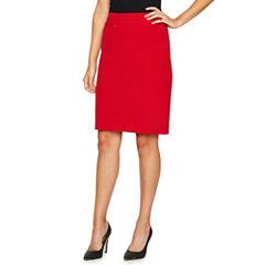 Chelsea Rose Pencil Skirt