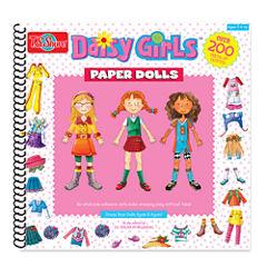 T.S. Shure - Daisy Girls Paper Dolls Activity Book