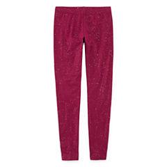 Total Girl Knit Leggings - Big Kid Girls Plus