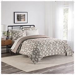 Simmons Anise 7-pc. Complete Bedding Set with Sheets