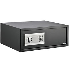 Stalwart™ Electronic Digital Steel Safe for Laptops and Tablets