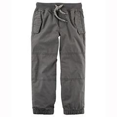 Carter's Woven Jogger Pants - Toddler Boys
