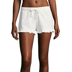 Flirtitude Soft Shorts-Juniors