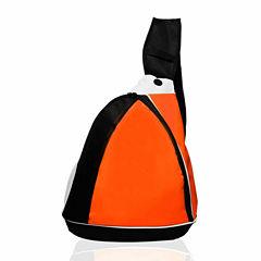 Natico Two Tone Side Sling Backpack