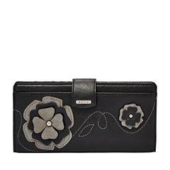 Relic RFID Checkbook Wallet