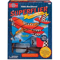 Super Flier Deluxe Acrobatic Plane Kit