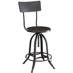 Carolina Chair & Table Wyndall Adjustable Bar Stool