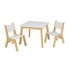 KidKraft® Modern Table and 2 Chairs Set