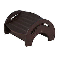 KidKraft® Adjustable Stool for Nursing - Espresso