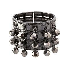 Libby Edelman Womens Stretch Bracelet
