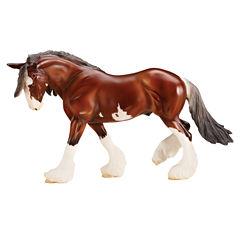 Breyer Traditional Series Clydesdale Stallion SbhPhoenix Horse