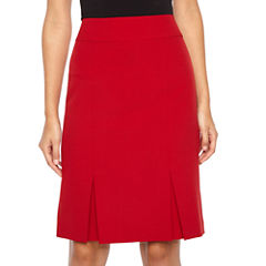 Black Label by Evan-Picone Pencil Skirt