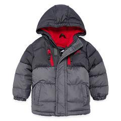 Vertical 9 Heavyweight Puffer Jacket - Boys-Baby