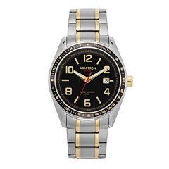 Armitron All Sport Mens Two Tone Bracelet Watch-20/5252bktt