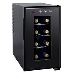 SPT WC-0888H: Thermo-electric Slim Wine Cooler with Heating 8-bottles