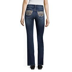 a.n.a Aztec Pocket Bootcut Jean