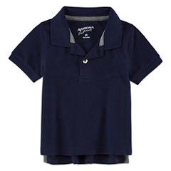 Arizona 100 Short Sleeve Polo Shirt - Baby Boys