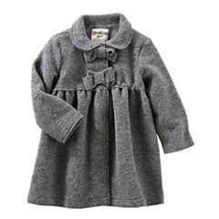 Oshkosh Girls Denim Jacket-Toddler