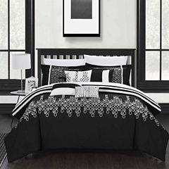 Chic Home Lauren 8-pc. Midweight Comforter Set