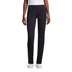 St. John's Bay Active Slim Fit Pants - Talls