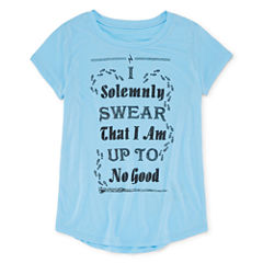 Harry Potter I Solemnly Swear T-Shirt-  Girls' 7-16