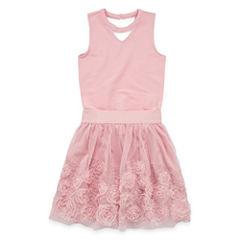 Knit Works 2-pc. Skirt Set Big Kid Girls