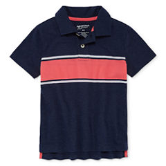 Arizona Short Sleeve Pique Polo Shirt - Preschool Boys
