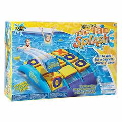 Poof Chuck-O Tic Tac Splash Toss 7-pc. Target Toss Set