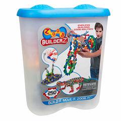 Zoob 250 Piece Builderz Interactive Toy - Unisex