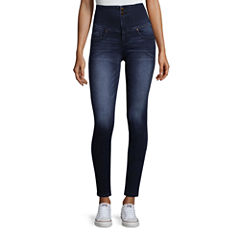 Blue Spice Skinny Fit Jean-Juniors