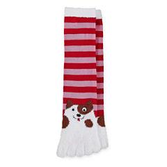 1 Pair Toe Socks - Womens