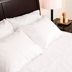 Adi Hospitality Villa Capri 300tc Sateen Queen Flat Sheet