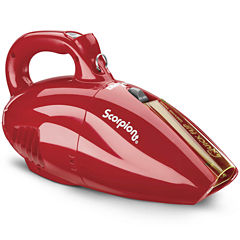 Dirt Devil SD20005RED Scorpion Quick Flip Corded Bagless Handheld Vacuum