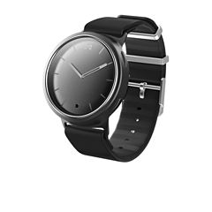 Misfit Phase Phase Unisex Black Smart Watch-Mis5000