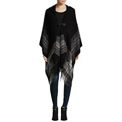 Mixit Hooded Toggle Cold Weather Wrap