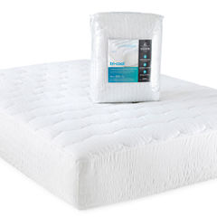 JCPenney Home Tri-Cool Temperature Regulating Mattress Pad