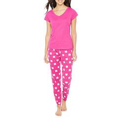 Sleep Chic 2-pc. Pant Pajama Set