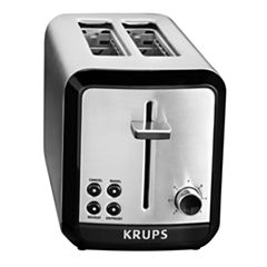 Krups®, Savoy, KH311050, 2-Slice Toaster, Stainless Steel