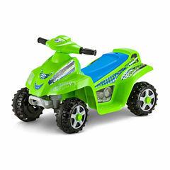 KidTrax Moto Trax 6V Toddler Quad Electric Ride-on