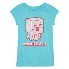 Mad Engine Logo T-Shirt- Girls' 7-16