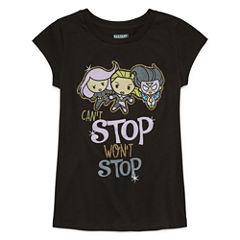 Superhero Girls T-Shirt- Girls' 7-16