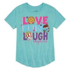 Shopkins Graphic T-Shirt- Girls' 7-16