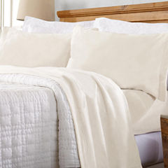 Maya Fleece Sheet Set
